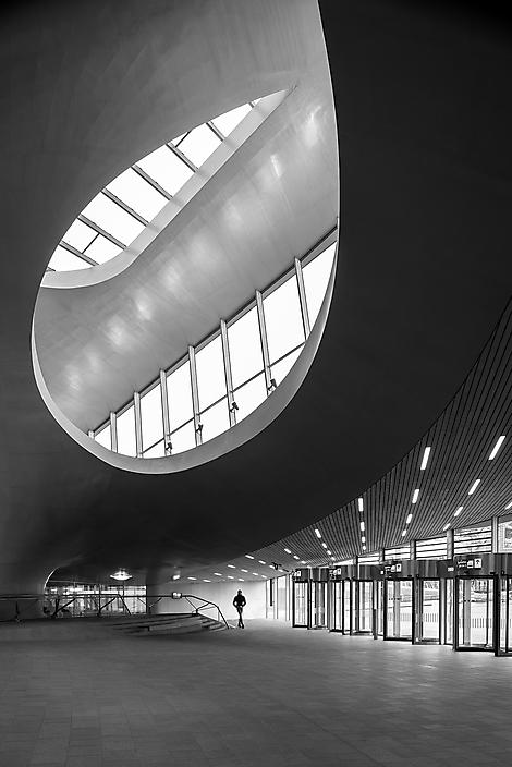 Stationshal Arnhem