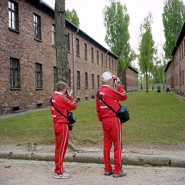 Poland, Auschwitz 2008