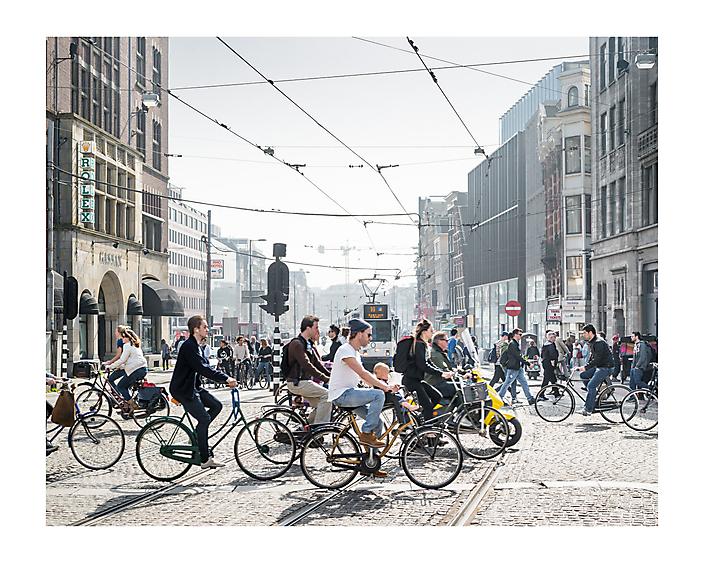 Amsterdam - the city proper