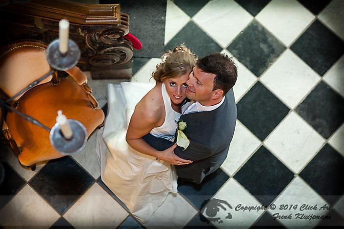 Click-Art Fotografie Bruiloft Riny & Pieter
