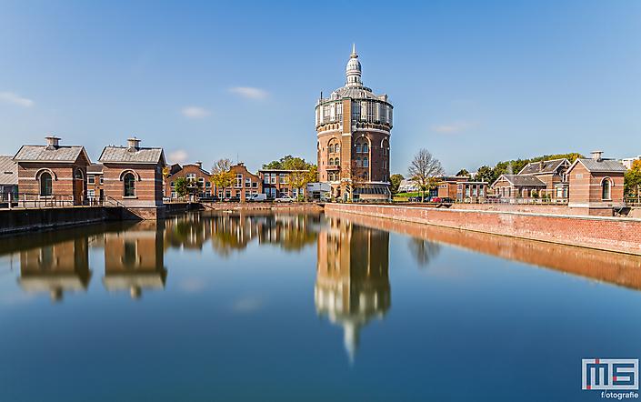 De Watertoren De Esch in Rotterdam