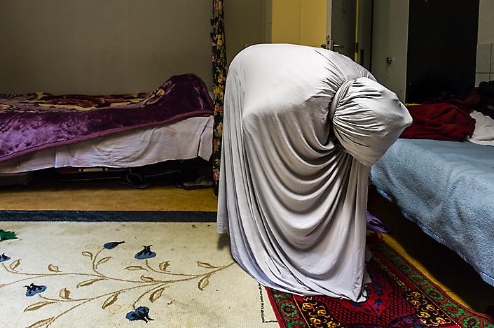 2012juni AZC Apeldoorn refugee Somalia