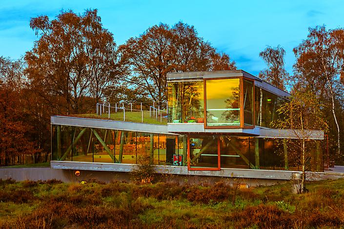 Paviljoen De Posbank, Rheden