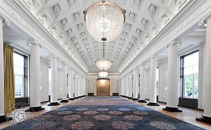 Statezaal,  Raad van State Den Haag