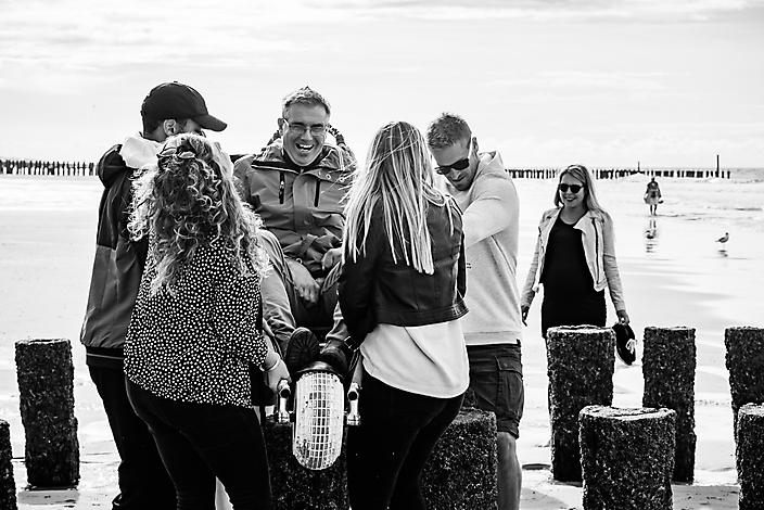 Herinneringsfotografie - Laatste keer naar Zeeland