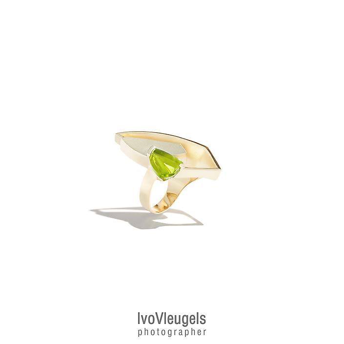 ©.2019 Ivo Vleugels-ring zijkant aanzicht 2e