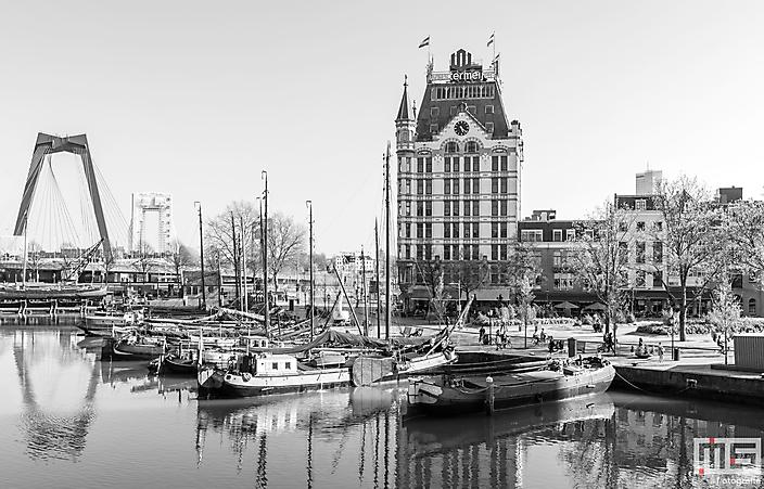 De OudeHaven en Witte Huis in Rotterdam