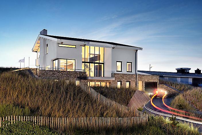 Duinvilla - Bergen aan Zee - Bloem en Lemstra architecten