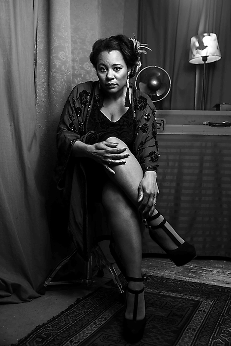 Sharon Doelwijt, jazz-zangeres