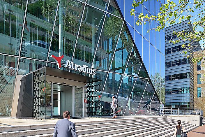Atradius Headquarters - Amsterdam - Atradius / OeverZaaijer