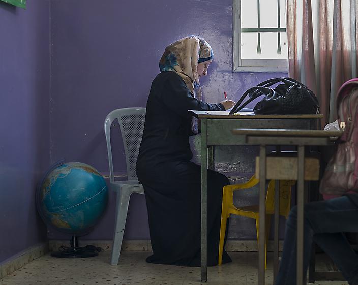 2015may School Mount of Olives East Jerusalem