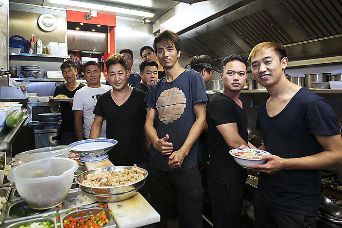 Si Chuan restaurant zeedijk