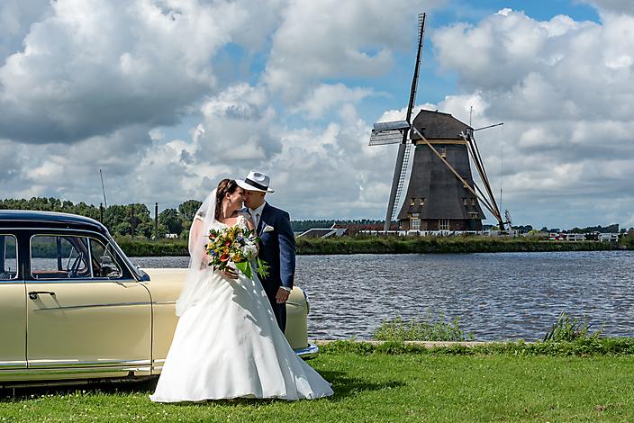 Een bruiloft in Holland