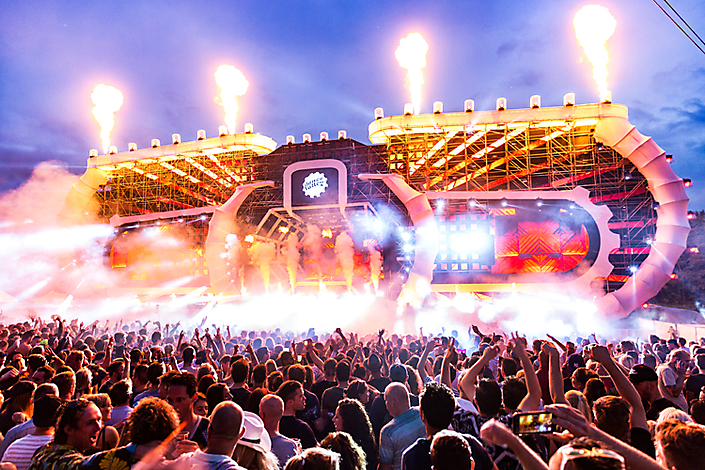 Dance Valley Mainstage 2016