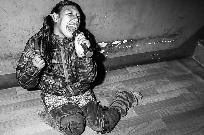 Bedrijfsfotografie/sponsorwerving Swarga: ook gehandicapte kinderen hebben een droom