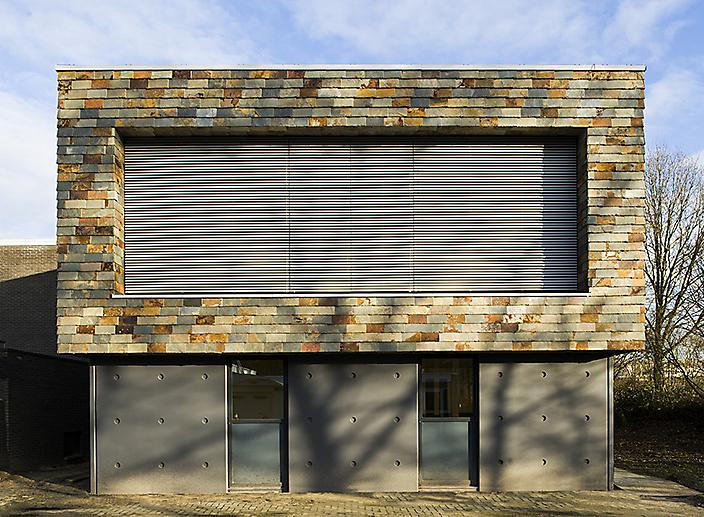 uit de architectuurserie Hubrecht institiuut universiteit Utrecht