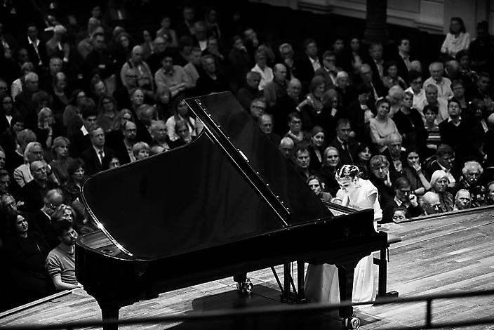 Alexandra Dovgan, Concertgebouw