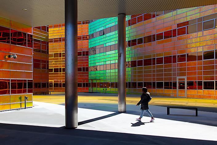 Almere stedelijke architectuur-2