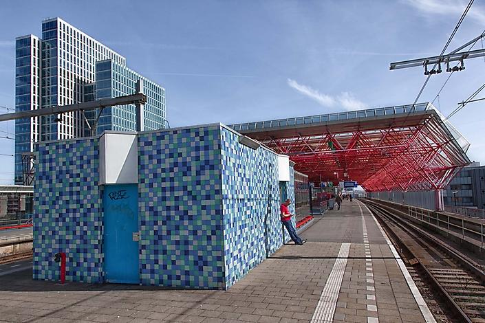 Almere stedelijke architectuur-3