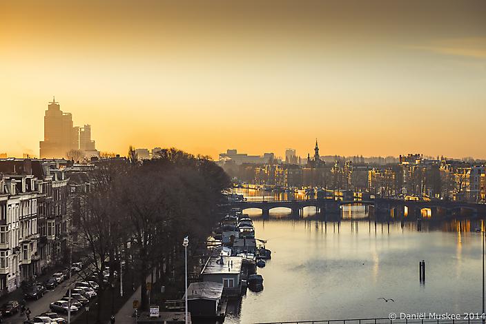 Goodmorning Amsterdam