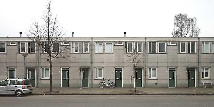Amsterdam, Edisonstraat 13068-11-s