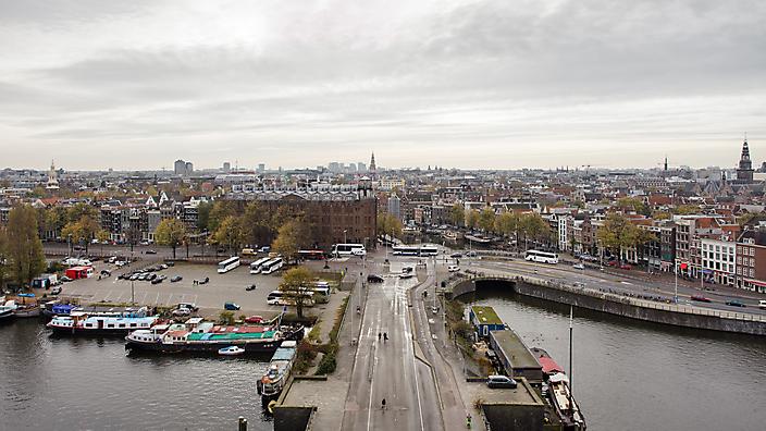 Fotografie stadsgezichten in opdracht voor Amsterdam&Co