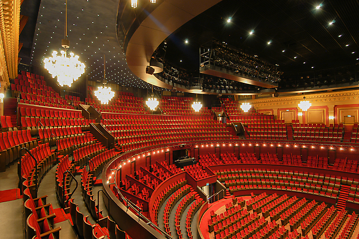 Architectuur -  Theater Carré Amsterdam