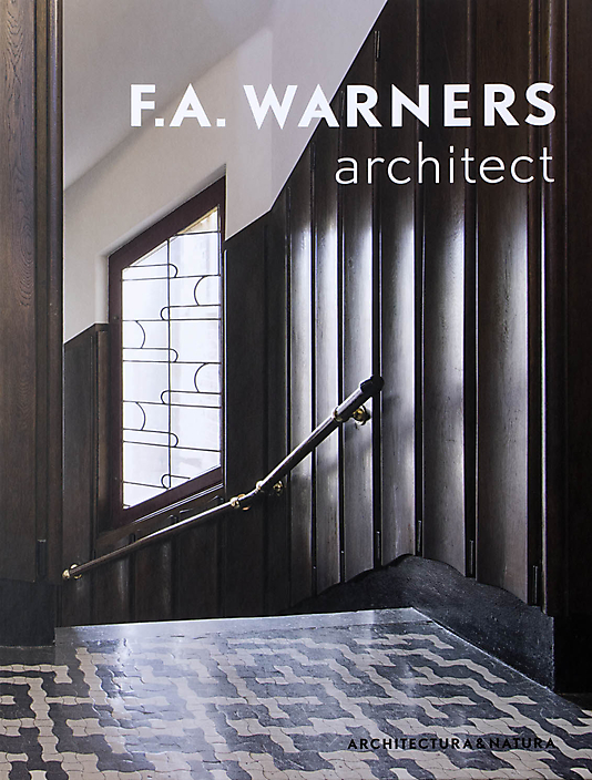 Architect F.A. Warners boek