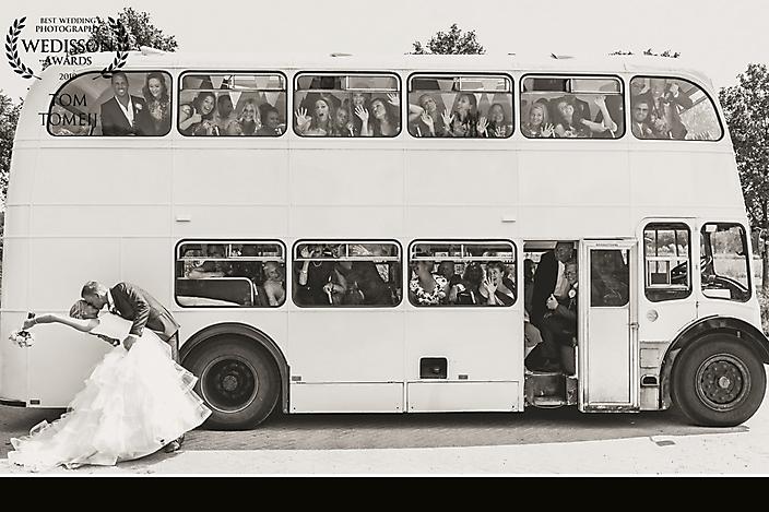 Awardwinning trouwfotograaf Nederland Tom tomeij