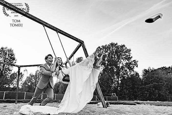 Awardwinning trouwfotograaf Nederland Tom Tomeij 2