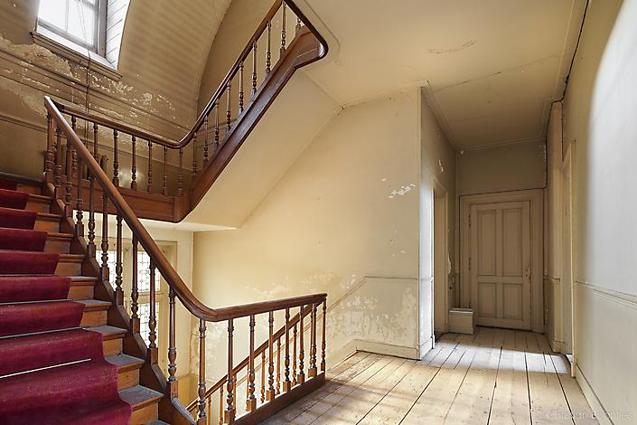 TrappenhuisRijksmonument - voor restauratie