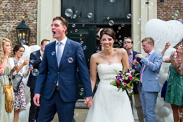 Bruiloft-Selma van der Bijl-Slot-Assumburg