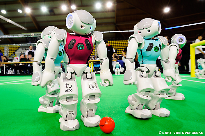 RoboCup world championships