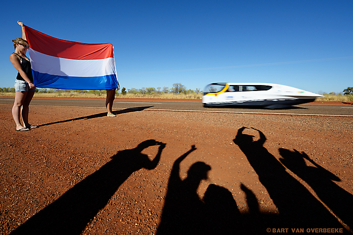 World Solar Challenge Australia