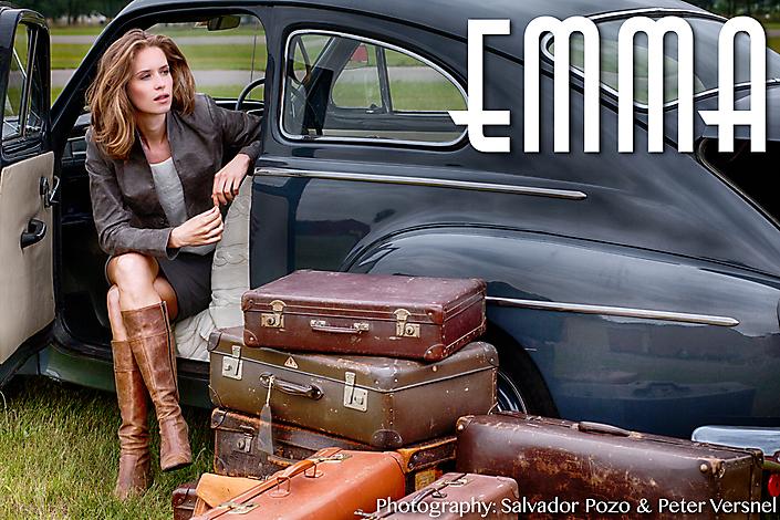 Emma fashion By Salvador Pozo