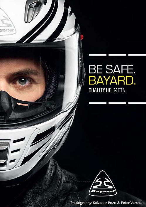 Bayard helmets