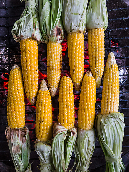 Corn BBQ ©Aico Lind