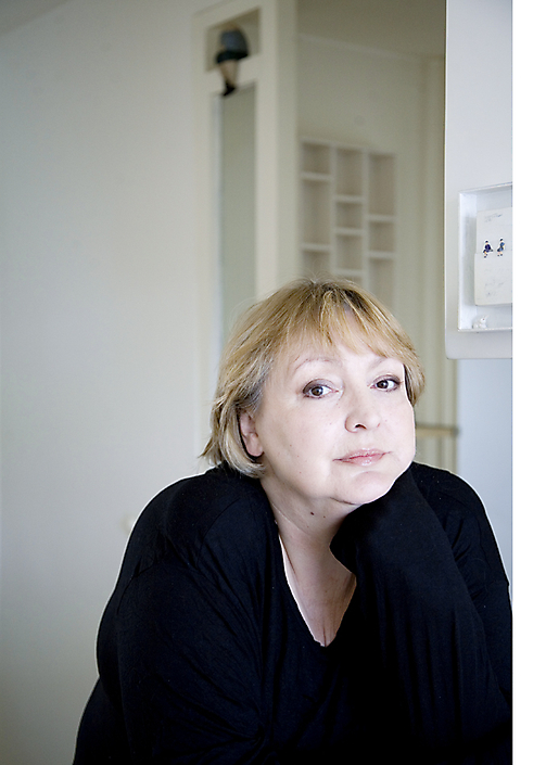 Dubravka Ugresic, writer