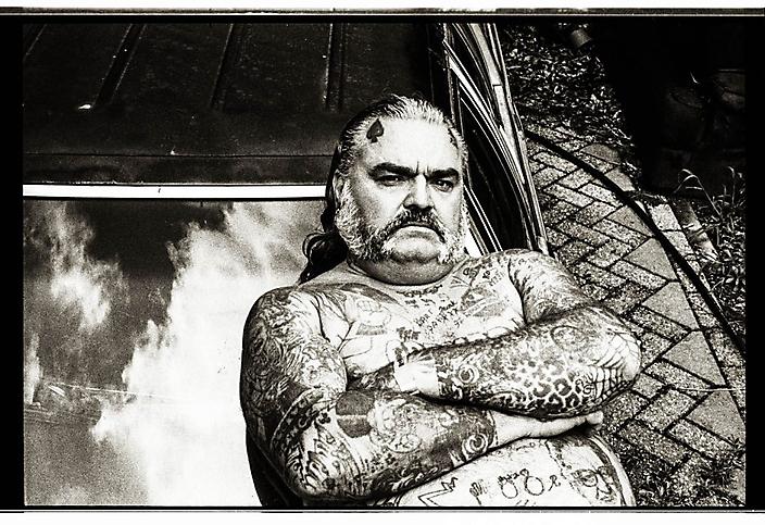 Dikke Dennis | Tattoo artist / Singer / Actor