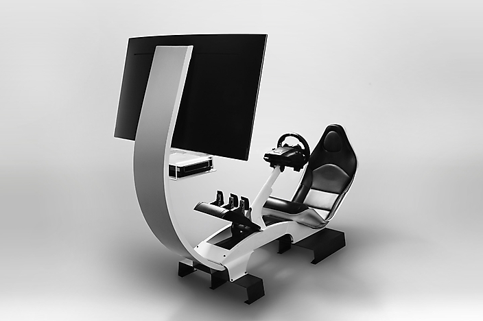 Quince - Samsung Race Seat - Product shoot + Edit