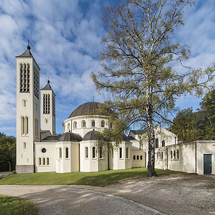 Cenakelkerk, Heilig Landstichting