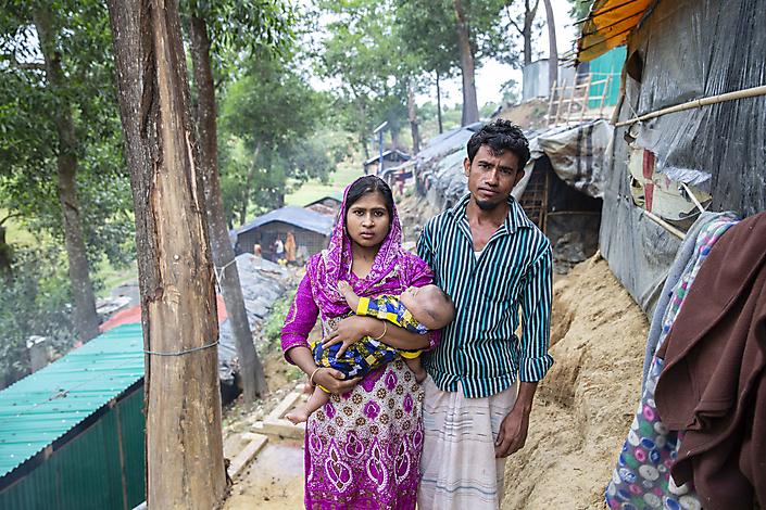 Rohingya, Bangladesh