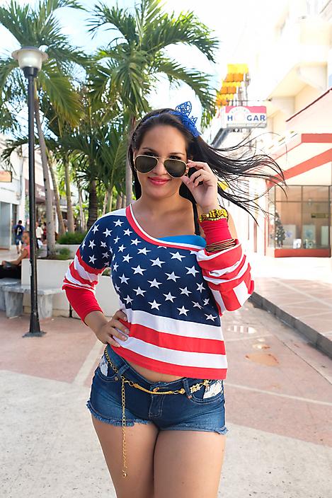 Cuba: Stars & Stripes