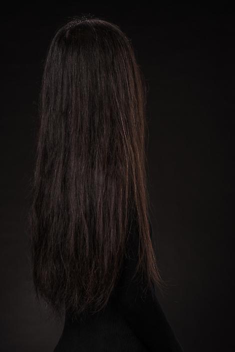Faceless Portrait #1