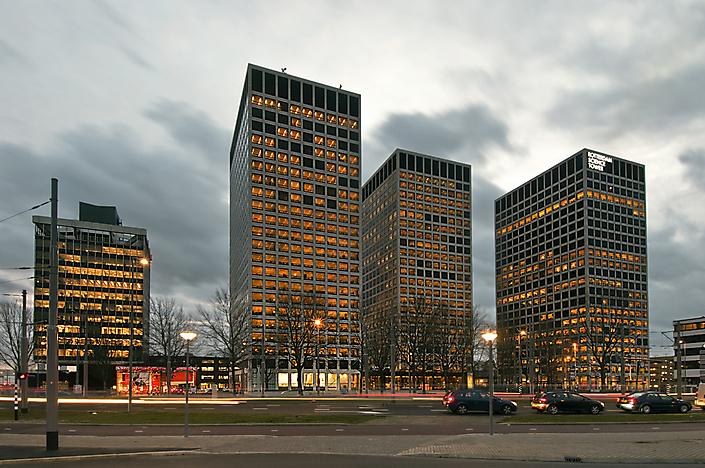 Rotterdam Europoint Marconiplein