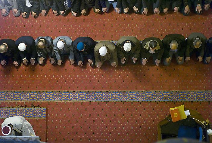 Fatih Moskee, Amsterdam