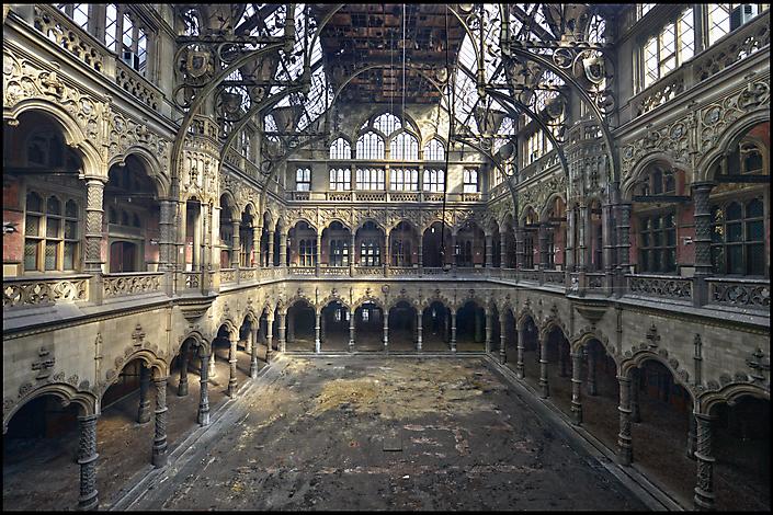 2015 Antwerpen, de oude handelsbeurs