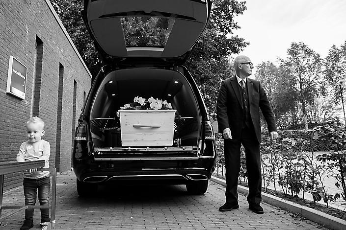 Funeral-reportage Alessandra Mignardi