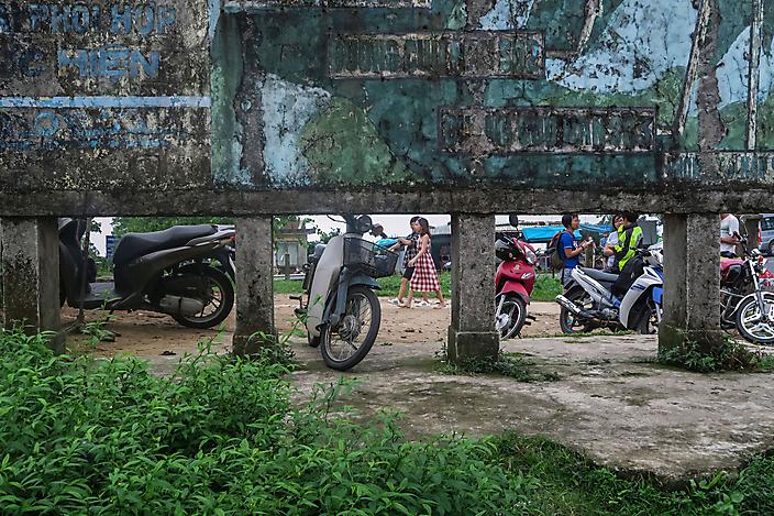 jongeren in Vietnam
