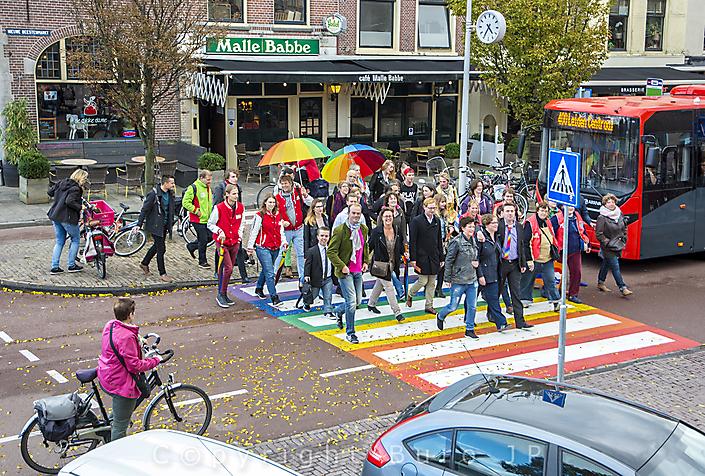 Opening Gaybra in Leiden